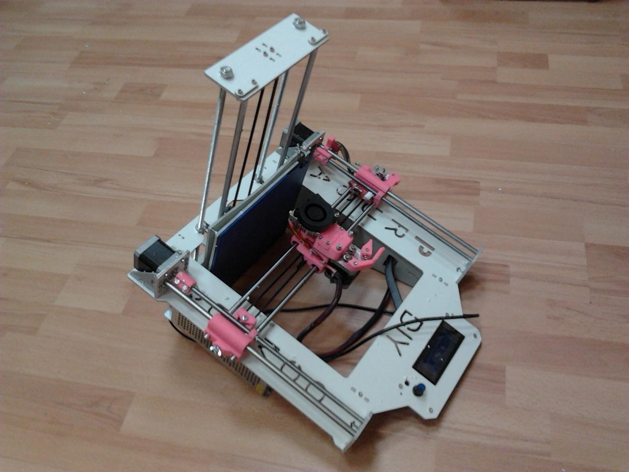 3D принтер в Ресурсному центрі ЛП